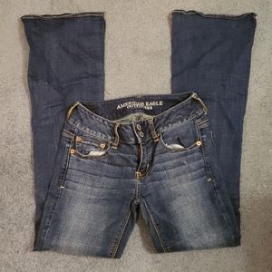 American Eagle Jeans size 0
